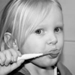 niemowlę u dentysty